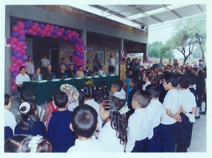 [2002] Preschool Inauguration