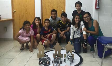 [2016] Robotics Program Introduced